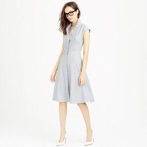 J. Crew Paxton (?) Wool Dress - Sz 14